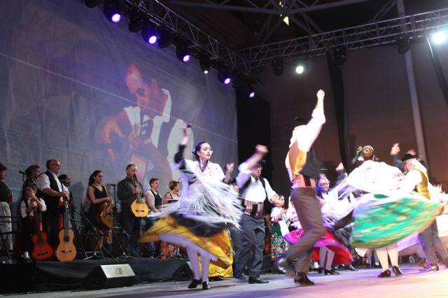 México, Senegal y Azerbaiyán ponen color al III Festival Internacional de Coros y Danzas - 1, Foto 1