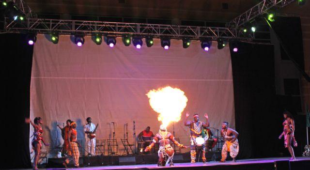 México, Senegal y Azerbaiyán ponen color al III Festival Internacional de Coros y Danzas - 2, Foto 2