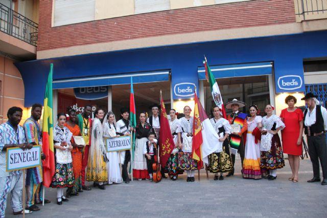 México, Senegal y Azerbaiyán ponen color al III Festival Internacional de Coros y Danzas - 3, Foto 3