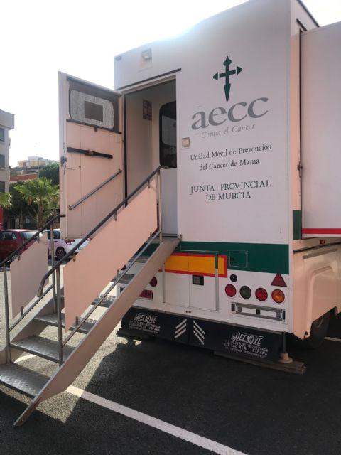 La AECC hace mamografías gratuitas en Torre Pacheco - 3, Foto 3