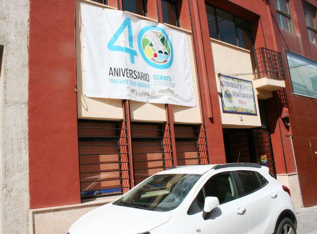 Totana se une a partir de este miércoles a la celebración del 40 Aniversario del Trasvase Tajo-Segura que promueve el Sindicato Central de Regantes