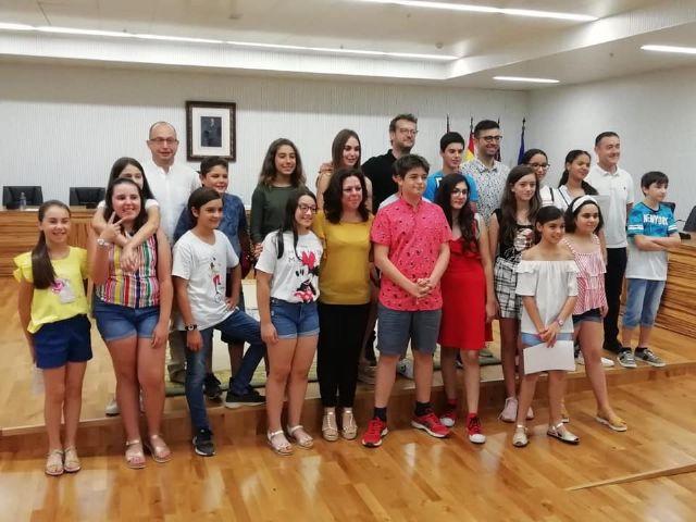 El Consejo municipal de Infancia y Adolescencia de Torre Pacheco se va de vacaciones aportando soluciones contra la discriminación - 1, Foto 1