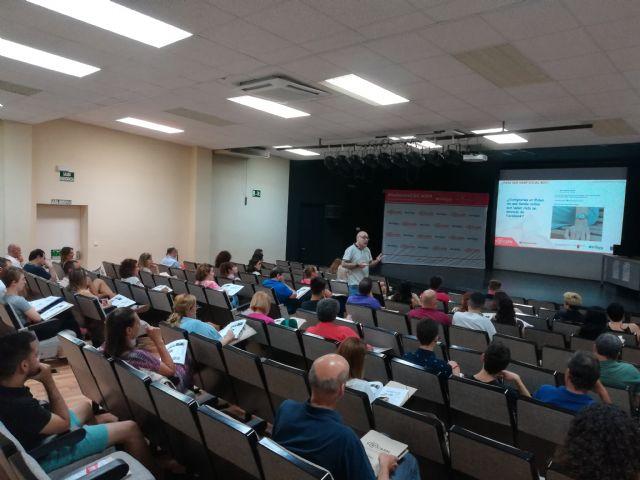 La concejalía Empleo organiza un taller sobre publicidad en redes sociales - 1, Foto 1