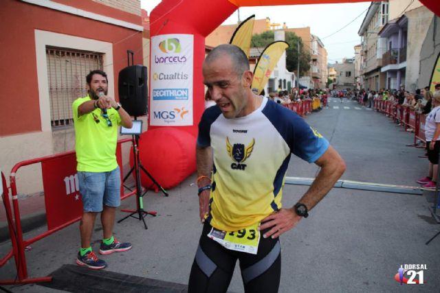Atletas del CAT participaron en el Maratón en Pista de Ceutí y en la Zancada de Llano de Brujas