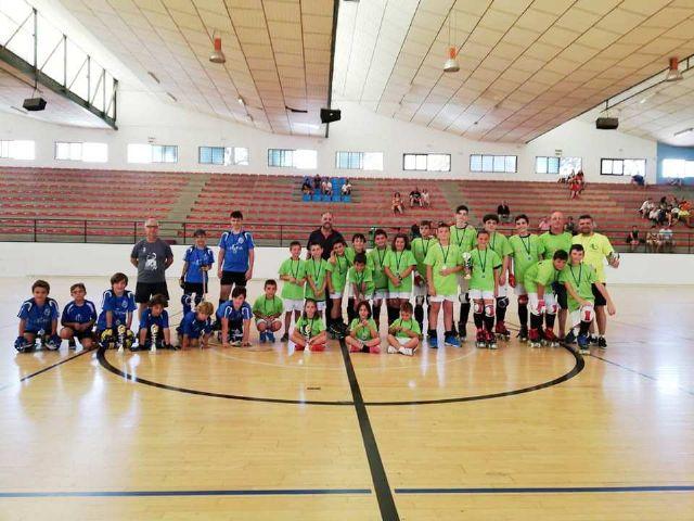 El Club de Hockey Patines celebra el Torneo de Clausura de la temporada 2018/19 con la disputa de encuentros amistosos en distintas categorías