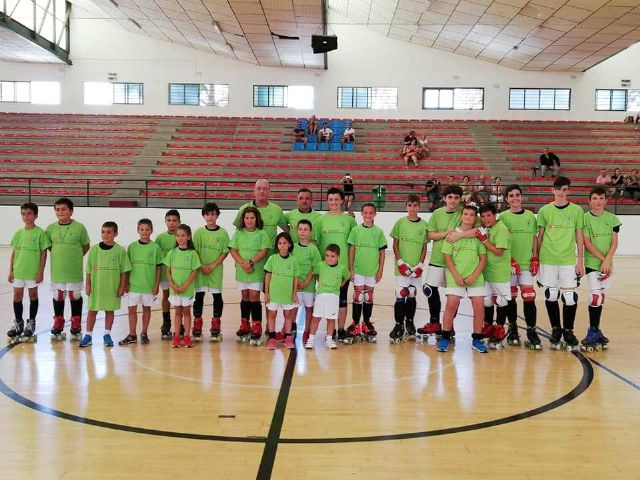 El Club de Hockey Patines celebra el Torneo de Clausura de la temporada 2018/19 con la disputa de encuentros amistosos en distintas categor�as, Foto 2