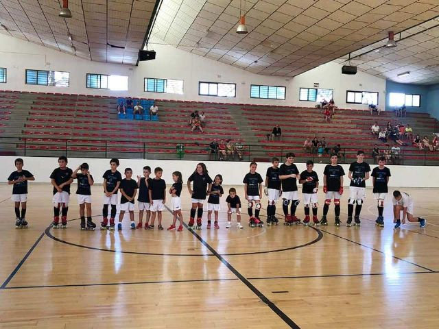 El Club de Hockey Patines celebra el Torneo de Clausura de la temporada 2018/19 con la disputa de encuentros amistosos en distintas categor�as, Foto 3