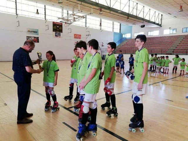 El Club de Hockey Patines celebra el Torneo de Clausura de la temporada 2018/19 con la disputa de encuentros amistosos en distintas categor�as, Foto 4