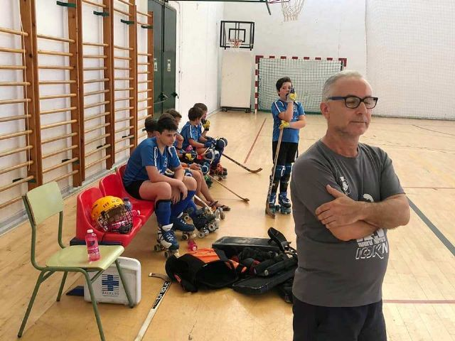 El Club de Hockey Patines celebra el Torneo de Clausura de la temporada 2018/19 con la disputa de encuentros amistosos en distintas categor�as, Foto 6