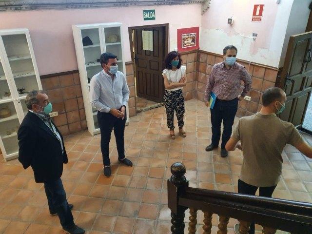 Visita consejero de agricultura y medio ambiente y director general de agua al municipio - 2, Foto 2