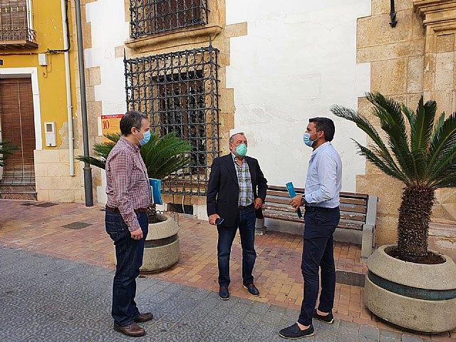Visita consejero de agricultura y medio ambiente y director general de agua al municipio - 3, Foto 3