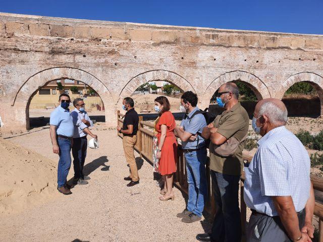 Los restos romanos encontrados junto al Acueducto se podrán visitar - 1, Foto 1