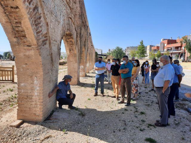 Los restos romanos encontrados junto al Acueducto se podrán visitar - 3, Foto 3