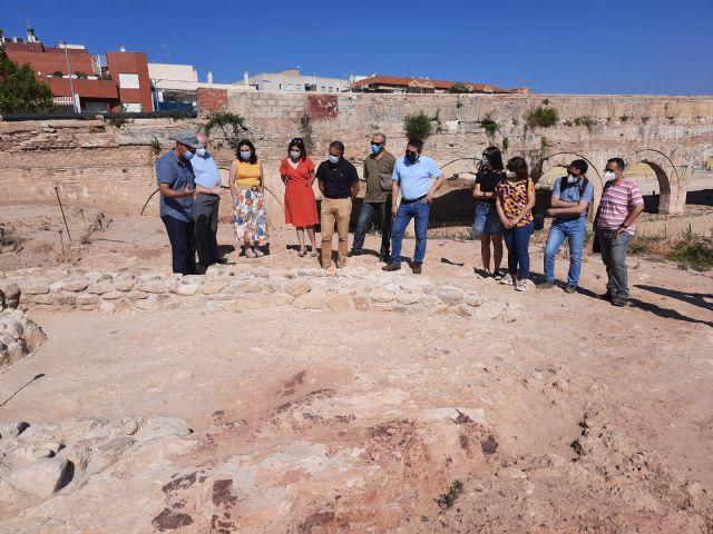 Los restos romanos encontrados junto al Acueducto se podrán visitar - 4, Foto 4