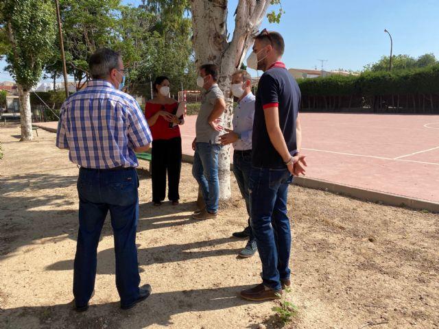 Visita técnica a los colegios de Dolores de Pacheco y San Cayetano - 1, Foto 1
