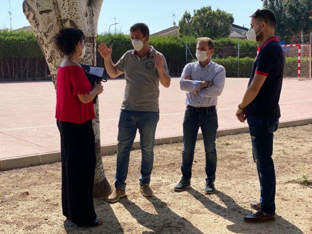 Visita técnica a los colegios de Dolores de Pacheco y San Cayetano - 2, Foto 2