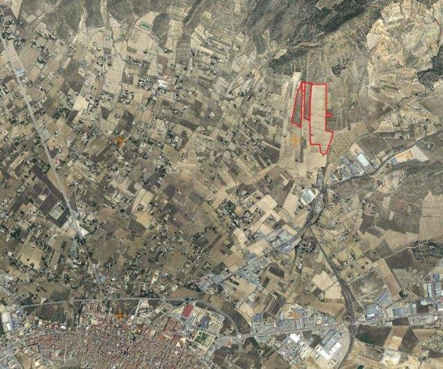 IU-Verdes denuncia la construcción de un gran campo de placas solares en la Sierra del Cuchillo - 1, Foto 1