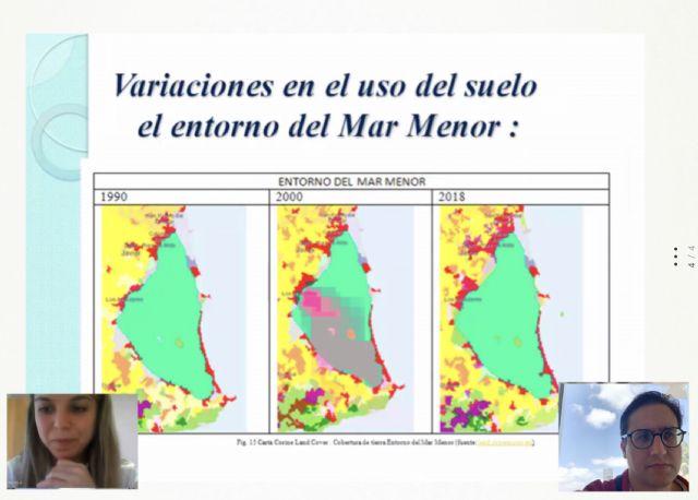 Un estudio cuantifica en casi 45 metros la regresión de la playa de la Ensenada del Esparto desde la construcción de Puerto Mayor - 3, Foto 3