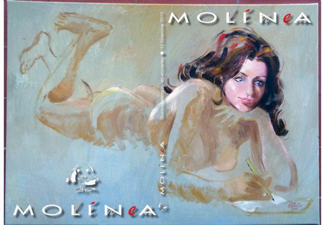 Las novelas 22 Arcanos y Esa maldita Eva, de Irel Faustina Bermejo, serán presentadas el jueves 2 de julio en Molina de Segura, junto al número 54 de la revista Molínea - 2, Foto 2