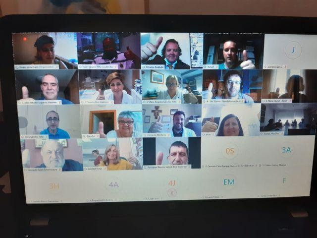 La Asamblea del Grupo Social LARES felicita la gestión de la actual junta directiva, presidida por Juan Vela - 1, Foto 1