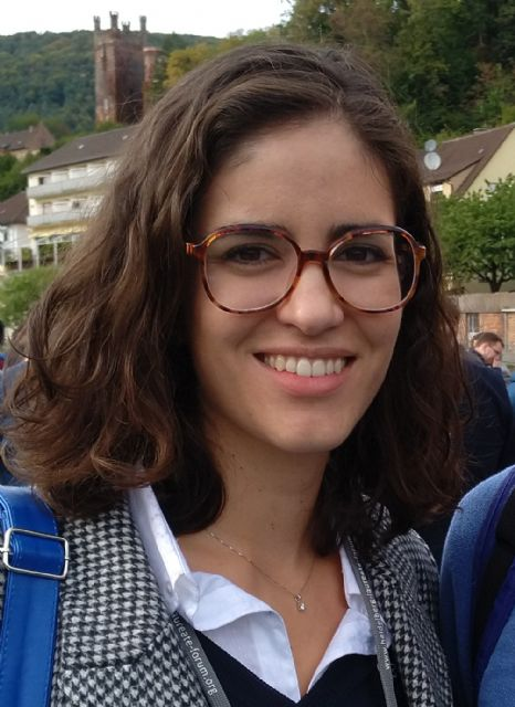 El investigador de la UMU Abraham Rueda y la doctora por la UMU Mercedes Pelegrín, reconocidos en los Premios de Investigación Matemática Vicent Caselles - 1, Foto 1