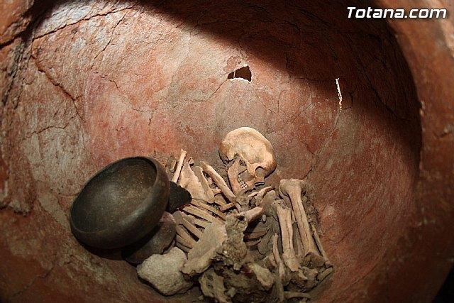 El PSOE requiere apoyo para la conservación del yacimiento arqueológico de La Bastida, en Totana, Foto 1