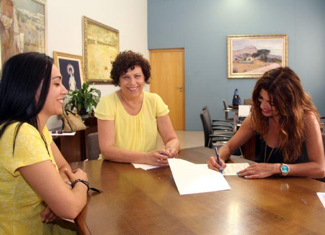 El Ayuntamiento y Riá Pitá firman un convenio para la promoción de la cultura flamenca en el municipio - 1, Foto 1