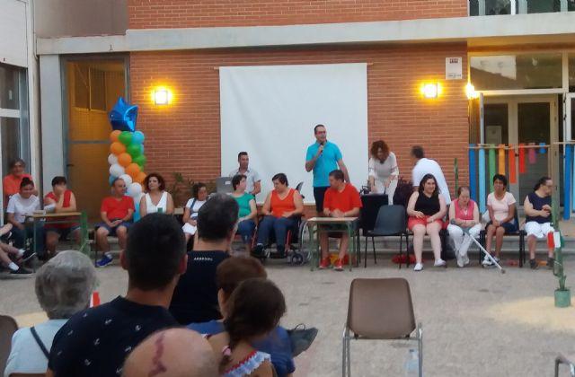 Se clausura el curso 2017/2018 del Centro de Día para la Discapacidad Intelectual José Moyá Trilla del Ayuntamiento de Totana, Foto 1