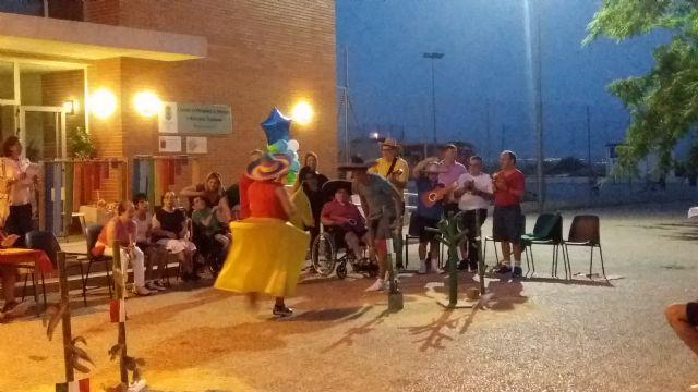 Se clausura el curso 2017/2018 del Centro de Día para la Discapacidad Intelectual José Moyá Trilla del Ayuntamiento de Totana, Foto 2