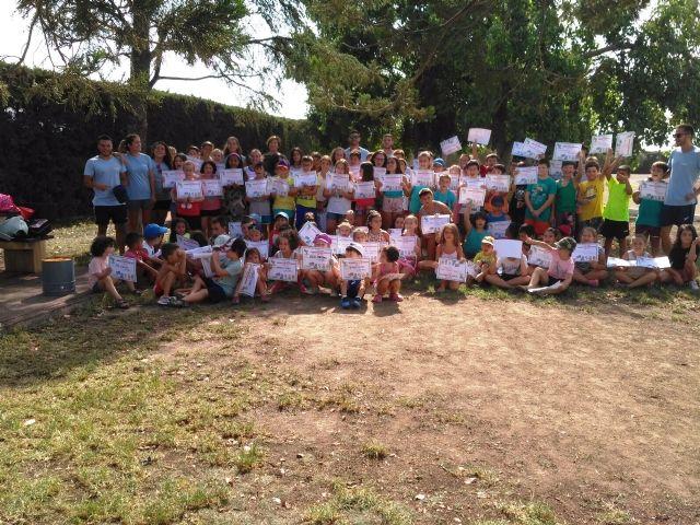 Clausuran la segunda quincena de la Escuela de Verano en el Polideportivo Municipal y en El Paretón, Foto 2