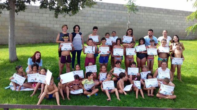 Clausuran la segunda quincena de la Escuela de Verano en el Polideportivo Municipal y en El Paretón, Foto 3