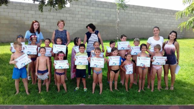 Clausuran la segunda quincena de la Escuela de Verano en el Polideportivo Municipal y en El Paretón, Foto 4