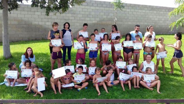 Clausuran la segunda quincena de la Escuela de Verano en el Polideportivo Municipal y en El Paretón, Foto 6
