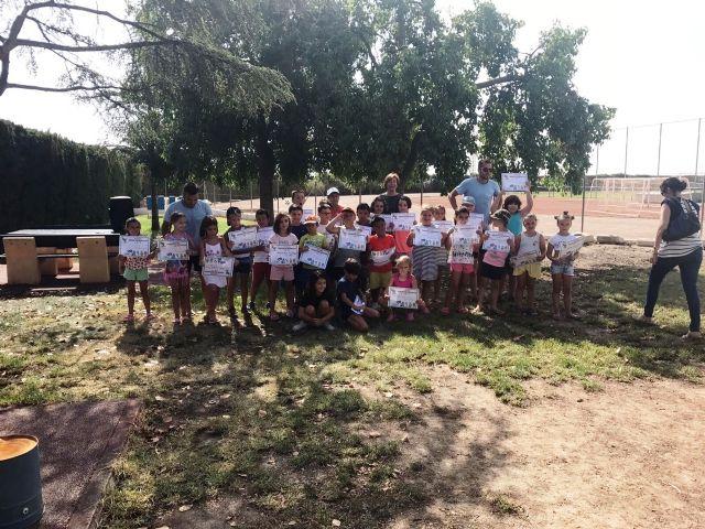 Clausuran la segunda quincena de la Escuela de Verano en el Polideportivo Municipal y en El Paretón, Foto 8
