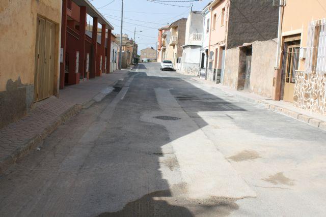 Sustituyen un tramo de red de alcantarillado en la calle Rosa, Foto 1
