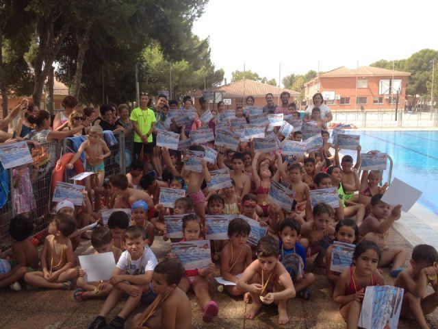 Un total de 560 personas han participado en los cursos de natación en las piscinas municipales - 4, Foto 4