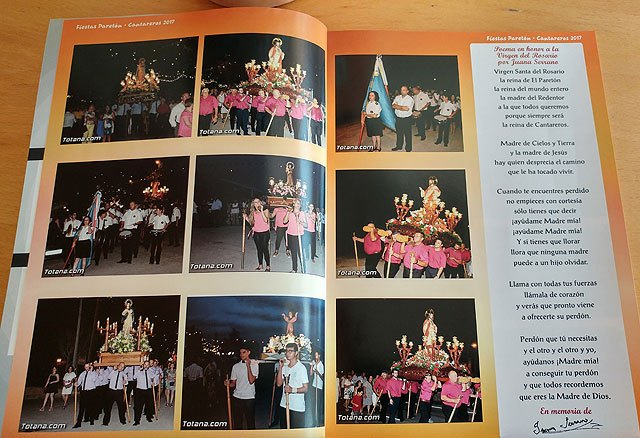 Las fiestas patronales en honor a la Virgen del Rosario en El Paretón-Cantareros se celebran del 11 al 16 de agosto, Foto 4
