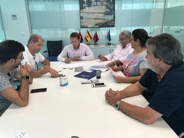 El Ayuntamiento de Torre-Pacheco firma convenios de colaboración con asociaciones y colectivos para realización de actividades - 1, Foto 1