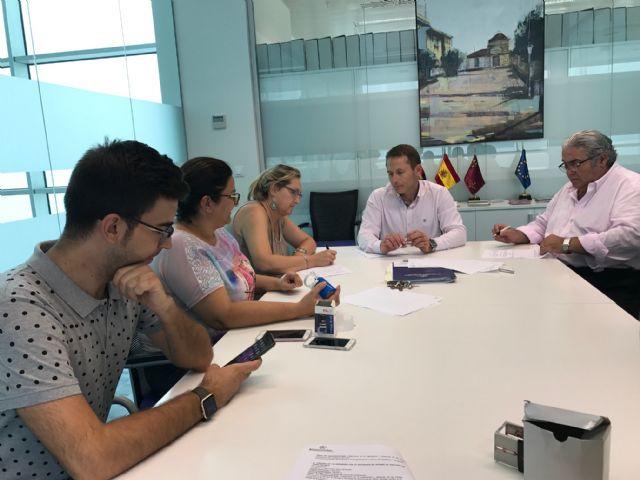 El Ayuntamiento de Torre-Pacheco firma convenios de colaboración con asociaciones y colectivos para realización de actividades - 2, Foto 2