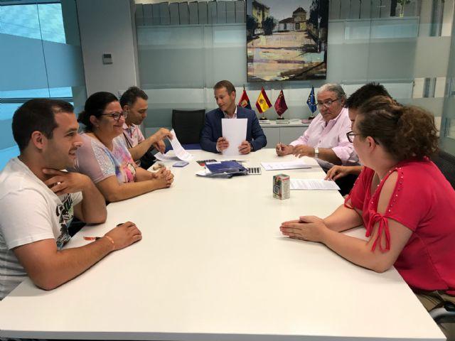 El Ayuntamiento de Torre-Pacheco firma convenios de colaboración con asociaciones y colectivos para realización de actividades - 3, Foto 3