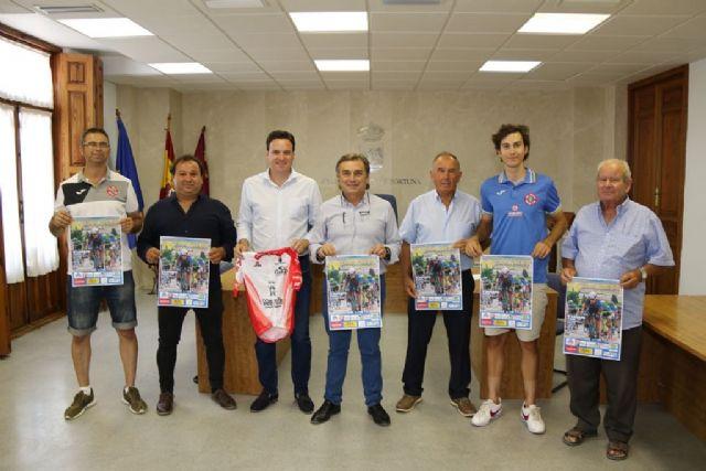 Presentada la tradicional prueba ciclista de las Fiestas de Fortuna ´Gran Premio Villa de Fortuna´ - 2, Foto 2