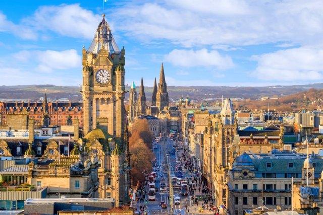 Experiencia Erasmus+ del IES Juan de la Cierva en Edimburgo