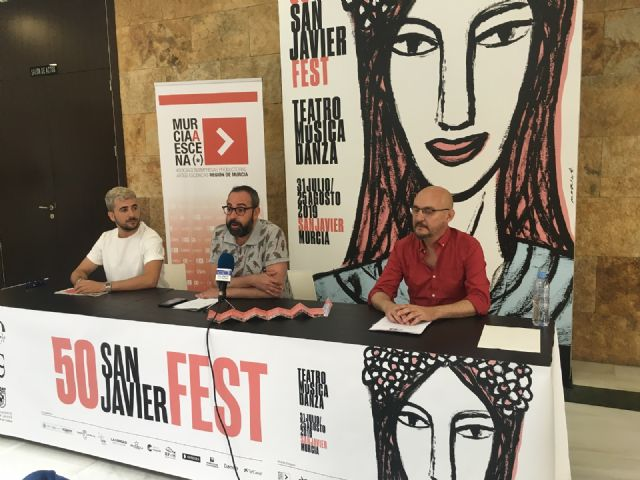 Doce producciones compiten por los Premios Azahar de las Artes Escénicas 2019 de la Región - 3, Foto 3