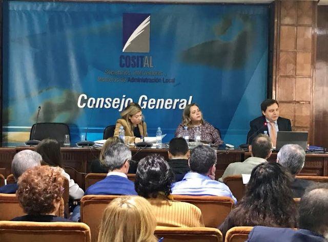 COSITAL 2020 reunirá en Murcia a 500 profesionales de la Administración - 1, Foto 1