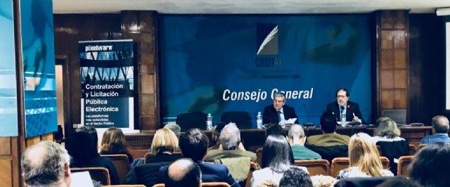 COSITAL 2020 reunirá en Murcia a 500 profesionales de la Administración - 3, Foto 3