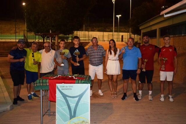 Entregados los trofeos del campeonato de tenis dobles  'noches de verano 2019' - 2, Foto 2