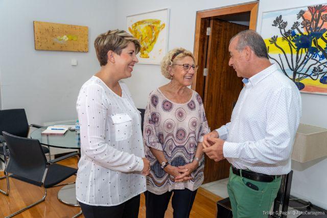El Ayuntamiento estudiará crear una Comisión de Diálogo Civil con las entidades sociales - 1, Foto 1