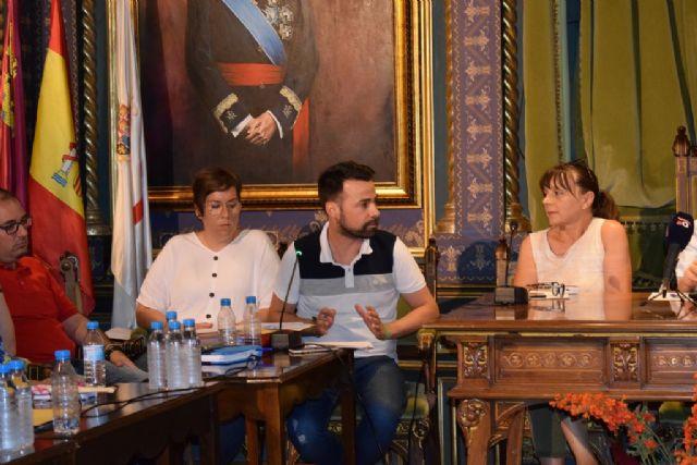 Festejos prepara ya las fiestas patronales bajo la gestión del concejal de Fiestas Miguel Ángel Peña - 1, Foto 1