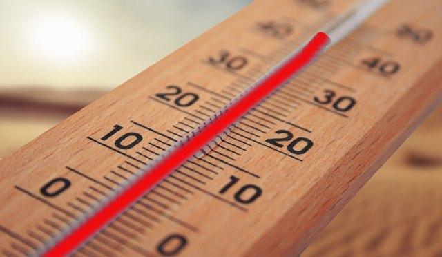 Advierten de temperaturas de hasta 43 grados para hoy, Foto 1