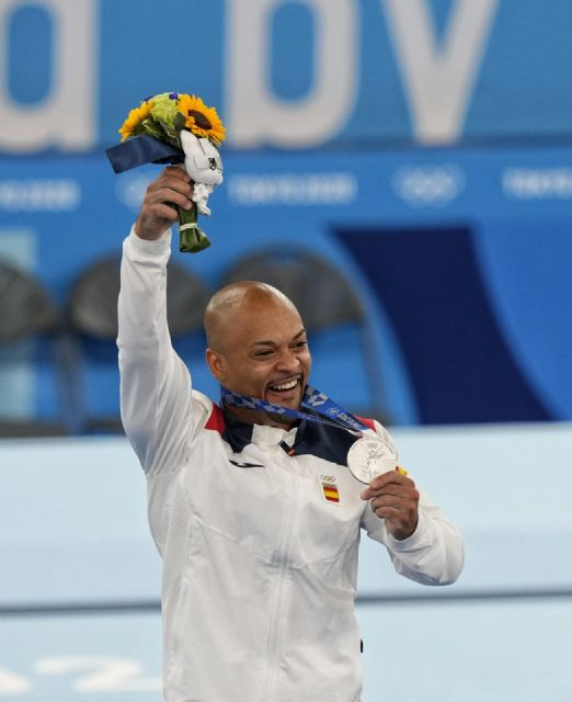 Ray Zapata, subcampeón olímpico - 1, Foto 1